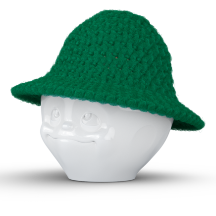 Egg hip-hop hat green