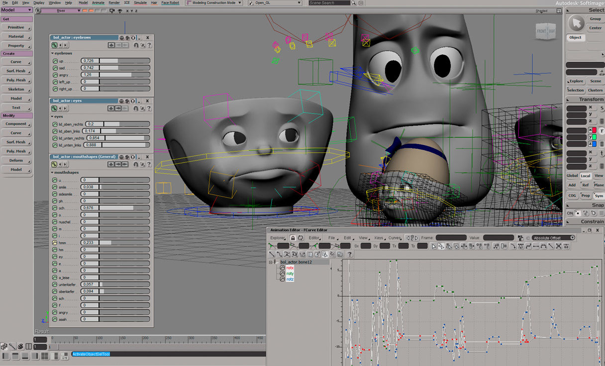 how does animation work
