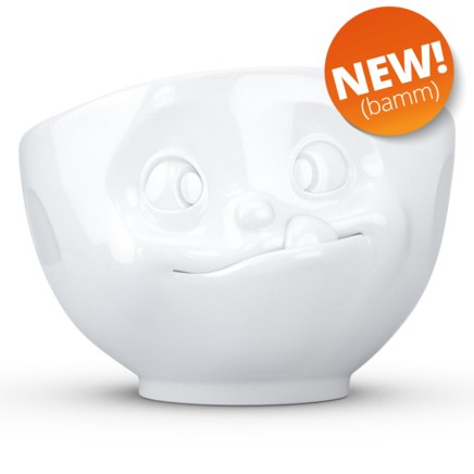 Bowl Tasty white 1000 ml