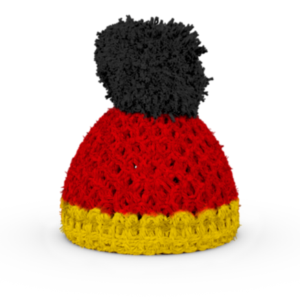 EggCup Hat - Germany